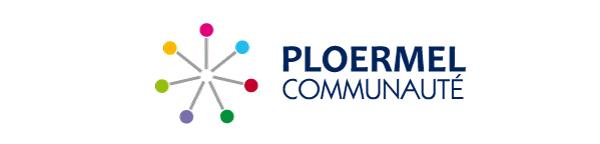 logo communauté ploërmel