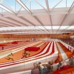 stade indoor rennes