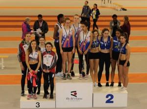 podium 200 indoor rennes